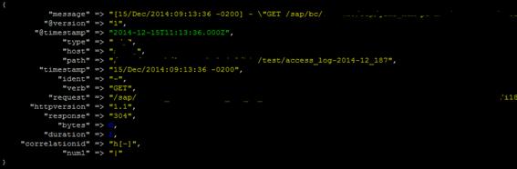 Sap web dispatcher logs math
