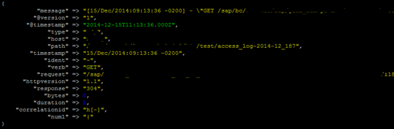 SAP WebDispatcher and Logstash – installation and configuration | It