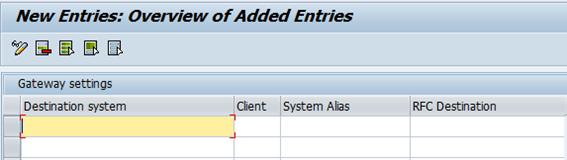 BEP - 3 - Connection settings to SAP NetWeaver Gateway | It
