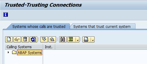FND - 42 - Define trust between SAP Gateway and SAP backend   It`s