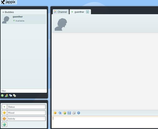 XMPP chat in the SAP Portal | It`s full of stars!