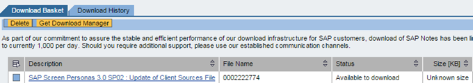 How to manually upload an SAP Note in SNOTE | It`s full of