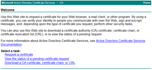 certificate authority Archives   It`s full of stars!