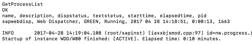 Install SAP Web Dispatcher on Docker using SWMP | It`s full