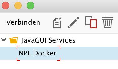 Connect to NetWeaver ABAP instance running inside Docker