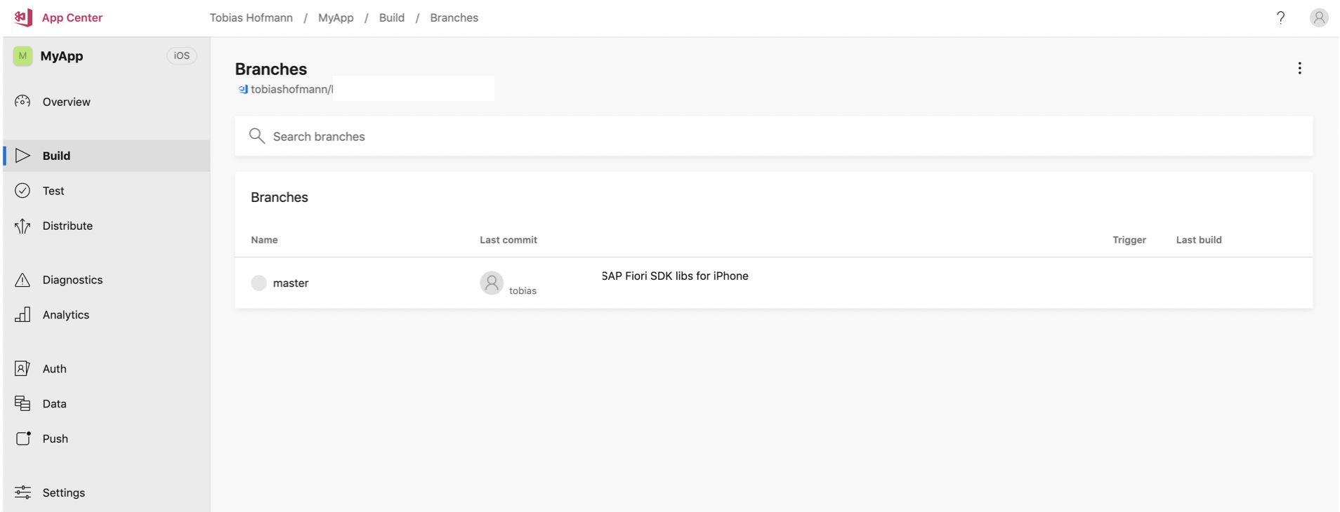 How to publish an iOS App from Microsoft AppCenter to Apple